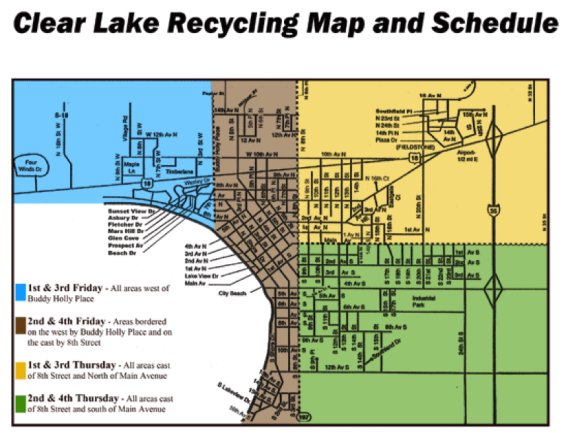 Clear Lake Recycling